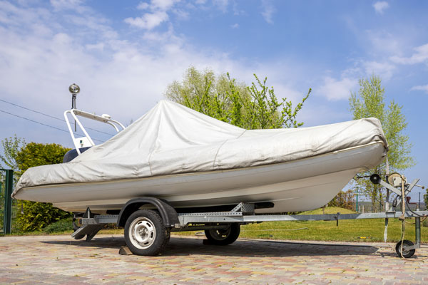 Trailer and Boat Storage