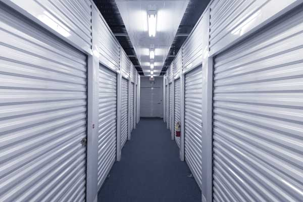 Interior Climate Controlled Storage